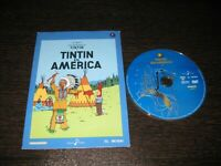 Le Avventure De Tintin -tintin IN America DVD
