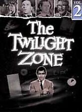 The Twilight Zone: Vol. 2, Excellent Dvd, Jack Klugman, Robert McCord, Jay Overh