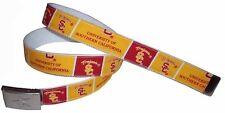 USC Trojans BELT NCAA Shop Fan Game Gear Alumni Team Apparel Logo So. CA