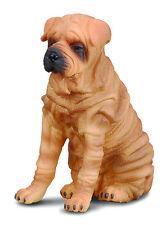 CollectA 88193 Shar-Pei Realistic Dog Model Figurine Toy Gift Replica - Nip