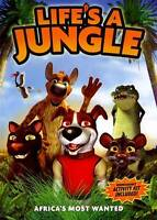 Lifes a Jungle: Africas Most Wanted (DVD, 2012)