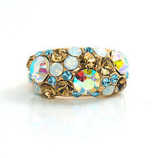 Swarovski Bubbles Ring #R11O210129 Sz 5