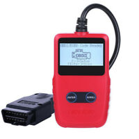 Portable OBDII/EOBD Code Reader Car Diagnostic Scanner with Dictionary