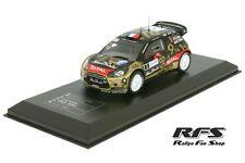 Citroen DS3 WRC - Loeb / Elena - Rallye de France 2013 - 1:43 IXO DC13-RdF-001