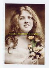 mm261 - Film & Stage Actress young beautiful Gladys Cooper - photo 6 x 4""