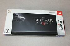 WITCHER case for Nintendo Switch - WILD HUNT - PROMO NEW SEALED