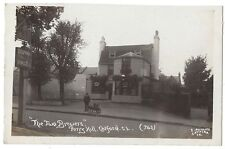 CATFORD The Two Brewers, Perry Hill, RP Postcard by S Phillips, Unused