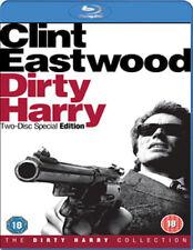 DIRTY HARRY BLU-RAY [UK] NEW BLURAY