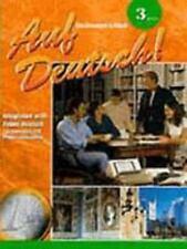 Auf Deutsch!: Student Edition Level 3 Level 3- Drei 2001-ExLibrary