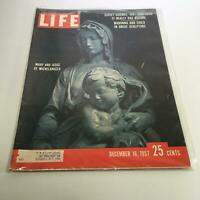 Life Magazine: Dec 16, 1957 - Madonna and Child in Great Sculpture