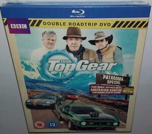 TOP GEAR THE PATAGONIA SPECIAL (2015) BRAND NEW SEALED BLURAY JEREMY CLARKSON