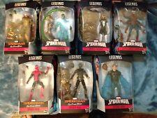 Marvel Legends Molten Man Wave Complete