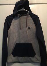 Nike Dallas Cowboys Authentic Blue Hoodie Sweatshirt Youth XS NFL. (ZZZ)