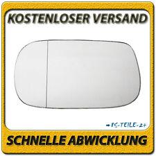 Spiegelglas für LEXUS IS200 / IS300 1999-2005 links Fahrerseite asphärisch