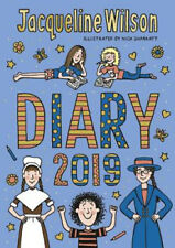 The Jacqueline Wilson Diary 2019 | Jacqueline Wilson