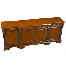NSB049, Niagara Furniture, Burled Penhurst Sideboard, Large Sideboard