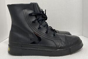 CONVERSE x AMBUSH Pro Leather Hi Black Men's Size 9 Shoes 167278C Sneakers