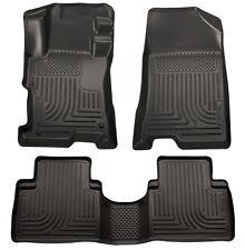 Floor Liner-4 Door Husky 98401 fits 2008 Honda Accord