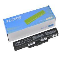 PELTEC@ Akku für HP Compaq 615 6720s 6730s 6735s 6820s 550 610 HSTNN-LB51