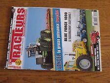 $$$ Revue Tracteurs passion N°46 VandelBlue Force 1000Axial Flow1/32