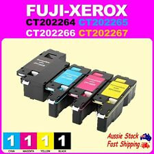 4x Non-OEM Toners for Fuji Xerox DocuPrint CP115w CP116w CP225w CM115w / CM225fw