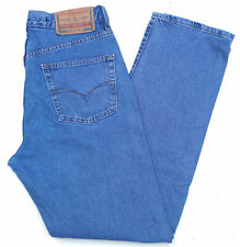 DIESEL Jeans Herren Hose 33/34 W33 L34 Regular Denim Stonewashed used TOP B455
