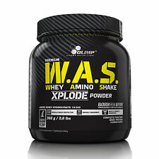W.A.S Whey Amino Shake 360g Muscle Growth Promoter Tryptophan Anabolic Powder