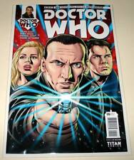 DOCTOR WHO : The NINTH DOCTOR # 5 (Cover A) Titan Comic (Dec 2015) NM