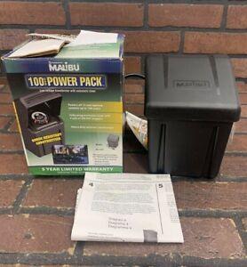 Malibu Intermatic 100 Watt 12V Power Pack Timer ML100T