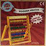 Wooden Abacus Toddlers Learning Toy - Counting / Learning Numbers
