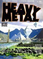 HEAVY METAL MAGAZINE #284 COVER C. ADULT ILLUSTRATED MAGAZINE