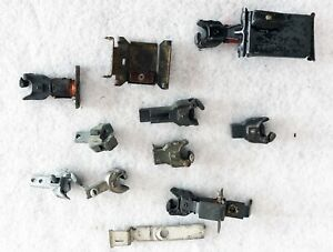 Lionel Group of Couplers and Coupler Heads  - From The parts drawer