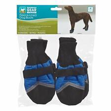Guardian Gear Fleece Lined Pet Boots Snow Winter Size 5 Medium Anti-slip
