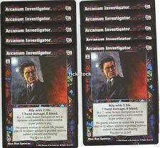 Arcanum Investigator x10 AH