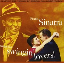 FRANK SINATRA - SONGS FOR SWINGIN' LOVERS 2 CD NEUF