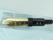 "Osmiroid B4 Screw In Calligraphy Fountain Pen Nib   ""MINT Cond"""