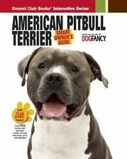 American Pit Bull Terrier-ExLibrary