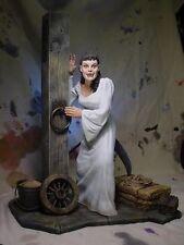 Brides of Dracula Vampire Bride Diorama Statue w Professional Build & Paint Rare