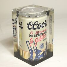 Coors Lucite Beer Can Sacramento Dixieland Jubilee 1991 Vtg 90s Advertising Jazz