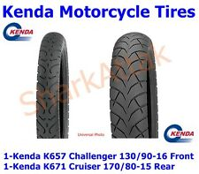 130 90 16 & 170 80 15 Suzuki VL800 Volusia / Boulevard Motorcycle Tires