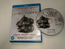 * Blu-Ray Film * THE CABIN IN THE WOODS * Blu Movie *
