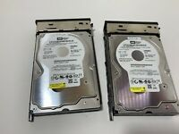 "2 Western Digital RE2 250GB Internal 7200RPM 3.5"" (WD2500YS) HDD Hard Drives"