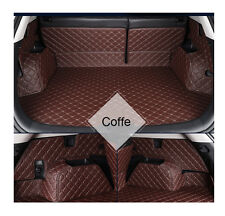 Trunk Mat Cargo Boot Liner Auto Car Waterproof For Jeep Grand Cherokee 2011-2017