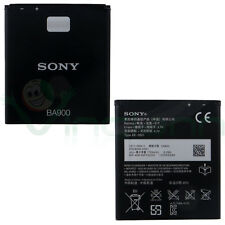 Battery ORIGINAL Sony BA900 1700mAh for Sony Xperia J ST26i L M E1 GX TX C2104
