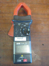 Aemc Model 701 Clamp-On Meter Used Free Shipping