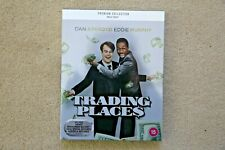 BLU-RAY TRADING PLACES  PREMIUM EXCLUSIVE EDITION NEW SEALED