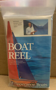 Tippecanoe Boats Boat Reel  Will Lesh Design  NEW SEALED