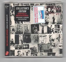 CD (NEW) ROLLING STONES EXILE ON MAIN ST (COLLECTOR'S ORIGINAL ALBUM PACKAGING )