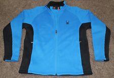 SPYDER Foremost Heavyweight Full-Zip Core Sweater Ski Jacket M