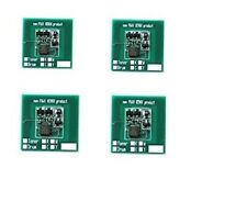 4 x XEROX COLOR 550/560/570 TONER CHIP